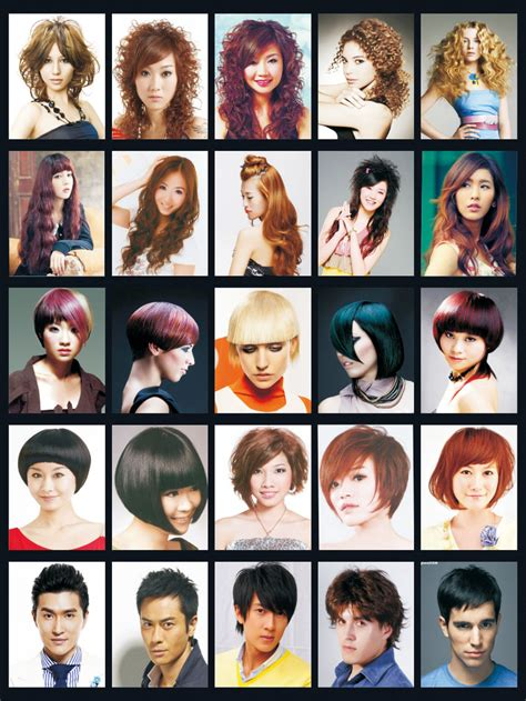 salon pria dan wanita model salon terbaru terbaru salon rambut potongan rambut