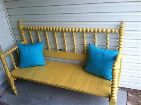 Diy Headboard Footboard by Headboard And Footboard Benches And Diy And Crafts On