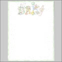 baby designer paper by mm s designs baby shower