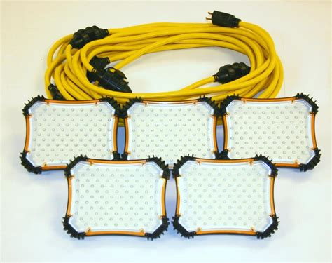 construction electrical products 50ft led temporary light