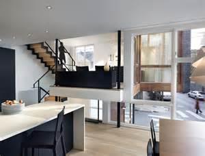 Split Level Floor Plan Split Level House By Qb Design 5 Homedsgn