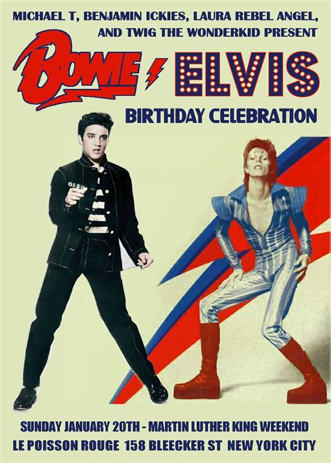 testo rebel rebel win tickets to the 2nd annual david bowie elvis