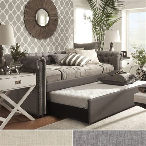contemporary daybeds modern daybed with trundle www pixshark com images