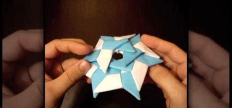 How To Make A Paper Frisbee - how to make a frisbee the shuriken