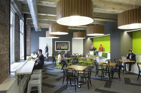 Serendipity Labs   When is a Club Lounge Like a Café? When
