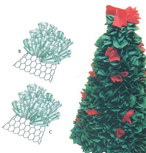 como hacer un arbol de navidad original navidad