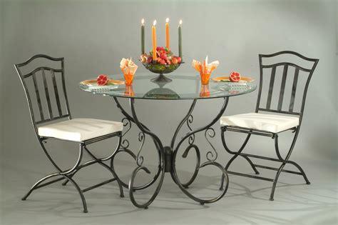 chaises en fer forgé cuisine table et chaises fer forg 195 169 photos fer forg 195