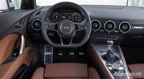 Audi Tt 2015 Interior by Amunisi Audi Indonesia Di Giias 2016 Tt S Ada R8 Mungkin
