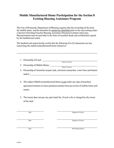 Mobile Home Purchase Agreement Gtld World Congress Home Buying Contract Template