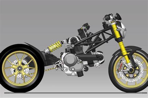 Kaos 3d Ducati Custom ducati 1100s autocad other 3d cad model grabcad мото models