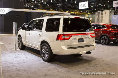 lincoln navigator 2017 2017 lincoln navigator overview the wheel