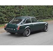 SOLD  1969 MGB GT V8