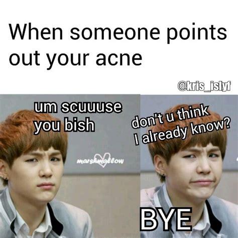 Funny Kpop Memes - funny blockb bts bap vixx superjunior shinee bigbang got7