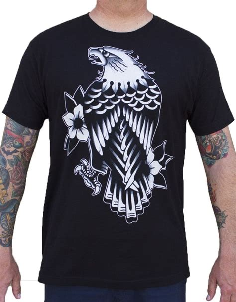 mens eagle tattoo lapel shirts 164 best men s tattoo t shirts and dress shirts images on