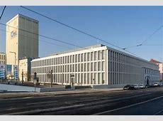 Neubau Paulaner Brauerei und Hauptverwaltung in München Lightnet