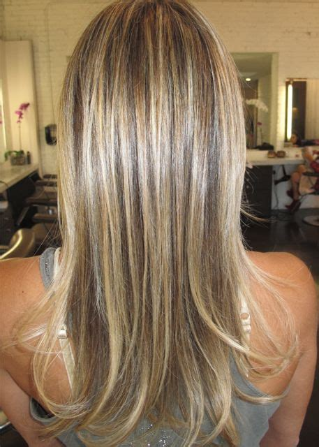 blonde highlights with ash base gold blonde blondes and blonde highlights on pinterest