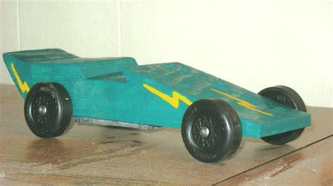 pinewood derby perennial student