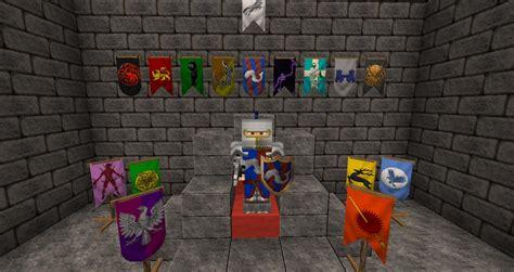 Mine & Blade Mod: Commander For Minecraft 1.7.10/1.4.7 For Minecraft 1.8.7/1.7.10/1.7.2/1.6.4/1.6.2