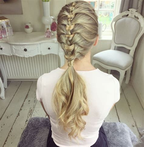 french braid pigtails instructions the wrap around french braid by sweethearts hair design
