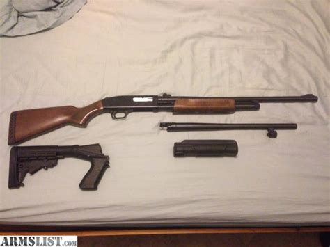 Mossberg 500 Furniture armslist for sale mossberg 500 with 18 5 quot barrel and 24