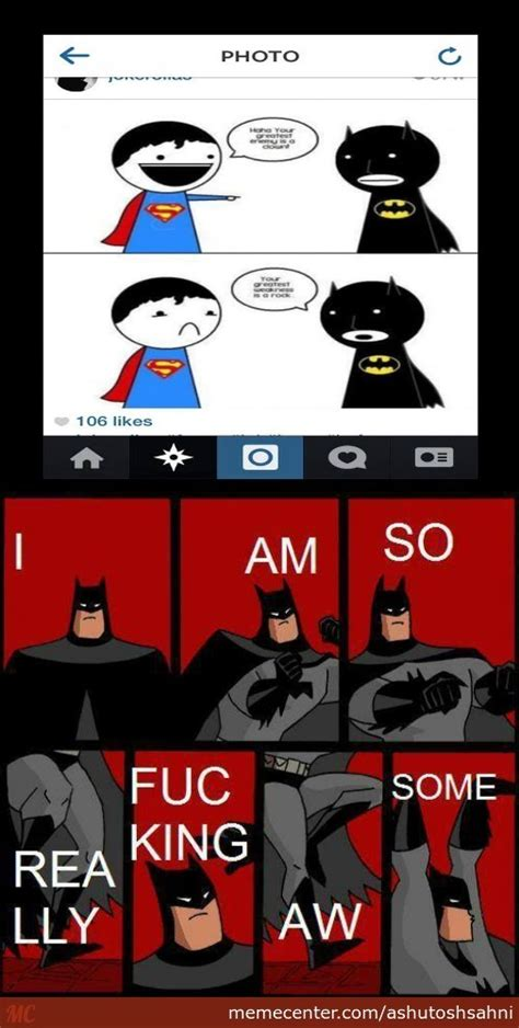 Superman Better Than Batman Memes - batman vs superman by ashutoshsahni meme center