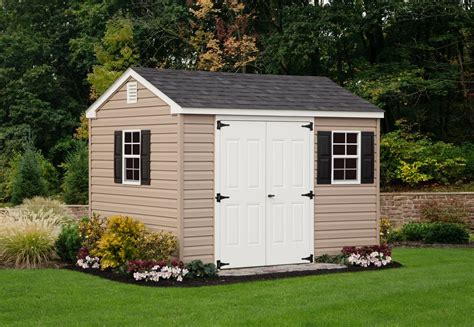 8x10 Garden Shed by Garden Sheds Lawn Shed Outdoor Shed Storage Shed