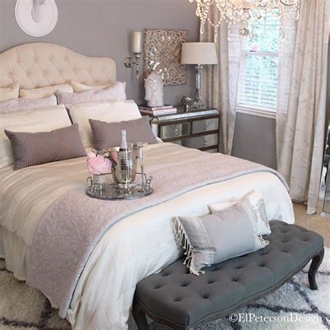 Chic Bedroom Decor by Oh The Wonderful Details In This Neutral Chic