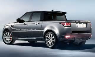range rover sport truck rendered autoevolution