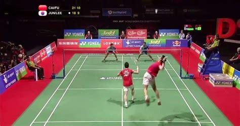 Raket Badminton Gosen Smasher 319 5 kesalahan mendasar pada permainan ganda bulutangkis bag 4 master bulutangkis