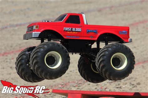 bigfoot rc monster truck event coverage bigfoot 4 215 4 open house r c monster