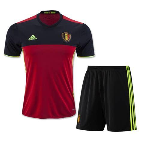 Jersey Belgia Home 2016 2016 belgium home soccer jersey kit shirt