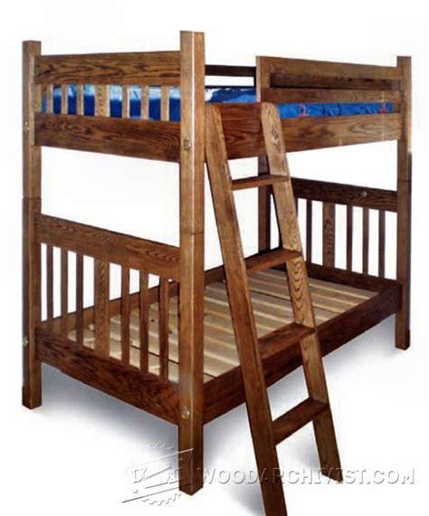 Childrens Bunk Bed Plans 45 Best Children S Furniture Plans Images On Pinterest Woodworking Plans Furniture Plans And