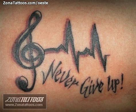 Imagenes De Letras Musicales Para Tatuar | letras musicales tatuajes imagui