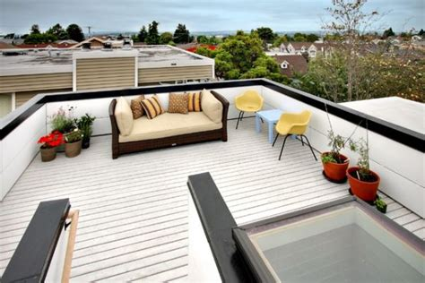 Rooftop Patio Ideas | 5 beautiful roof patios