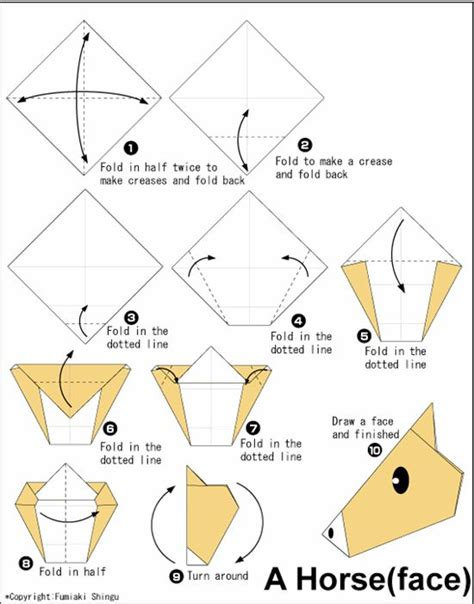 Origami Of Animals - best 25 easy origami animals ideas on diy
