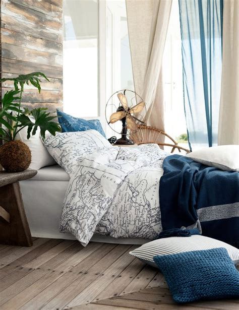 seaside bedroom accessories 31 cool travel themed home d 233 cor ideas to rock digsdigs