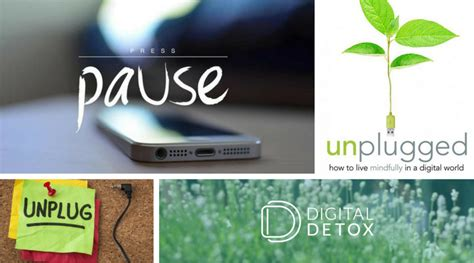 Digital Detox Therapist by Give Yourself Digital Detox Therapy Simply Disconnect To