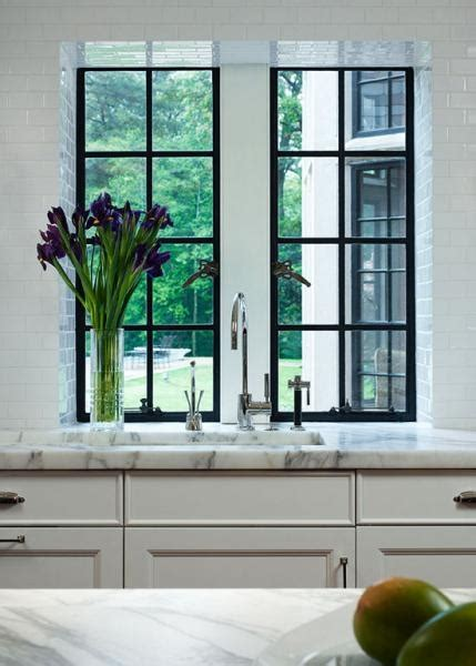 kitchen window design tall kitchen windows favething com