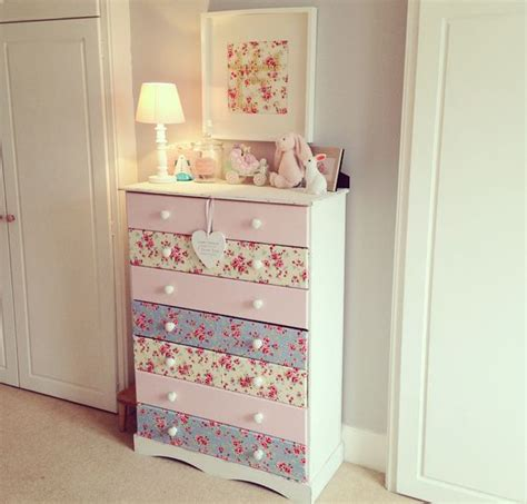 Diy Decoupage Dresser - the home that made me diy makeover decoupage chest of