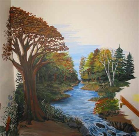 wall mural painting ideas wall and painted murals interior design