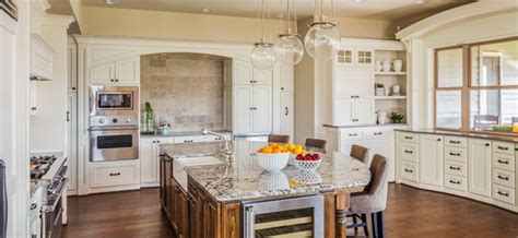 the latest kitchen trends home build blog top kitchen cabinet trends for your custom home luetgert