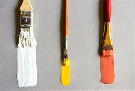 acrylic paint clean brush how to clean acrylic paint brushes useful tips for