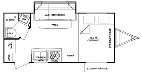 shadow cruiser floor plans 2012 cruiser shadow cruiser s 185fbs travel trailer roy