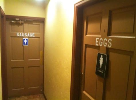funny bathrooms 20 most creative bathroom sign designs