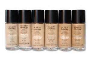 color stay revlon colorstay foundation review