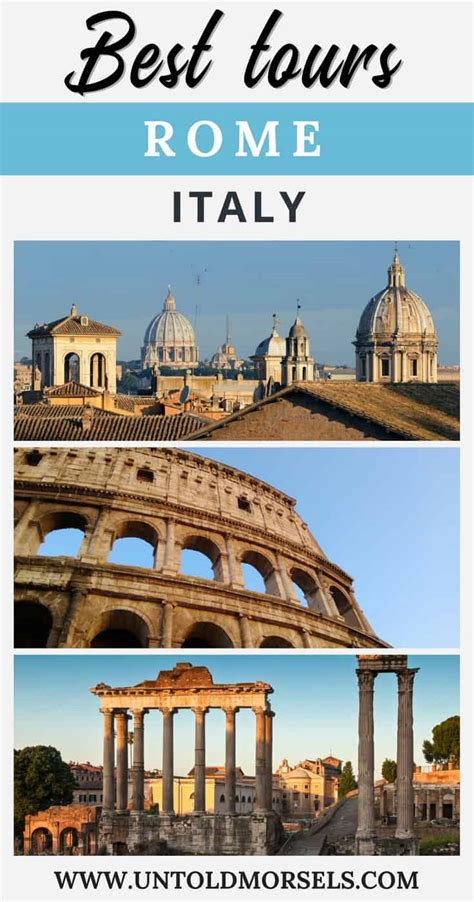 best tours in rome best rome tours guide to the best tours of rome