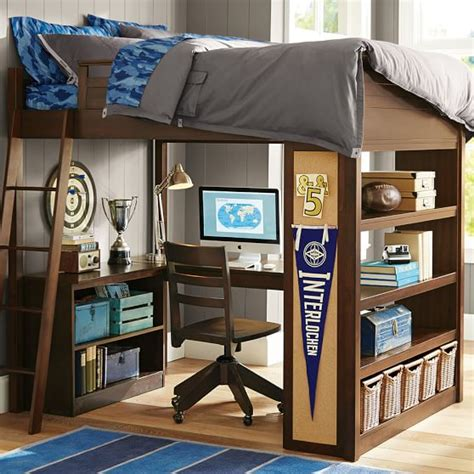 sleep and study loft bed sleep study 174 loft pbteen