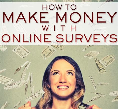 Earn Money For Doing Surveys - doing surveys to earn money internet money maker