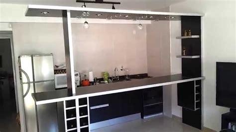 separador de ambientes desayunador copero remodelamos tu cocina te    youtube