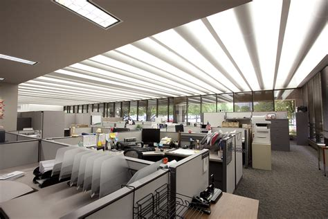Office Lighting by Ge Lighting Examines Six Trends Driving Office Lighting